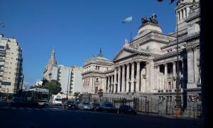 Dos Congresos - Buenos Aires - foto de Maria Clara Ferreira
