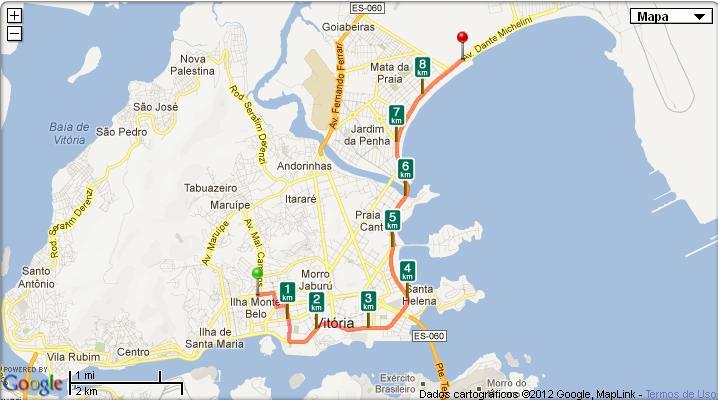 Mapa_Trajeto_Corrida_FAESA