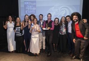 Evento de premiação Arte na Escola - 2018